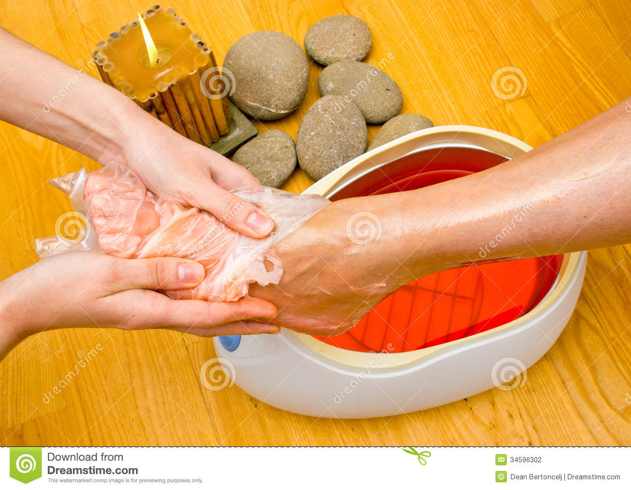 Hand And Foot Treatment Spa