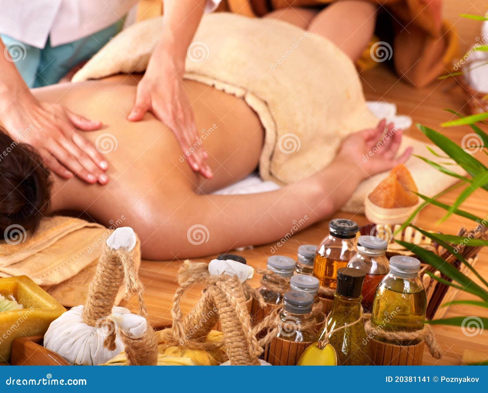 bamboo thai massage girl on girl massage