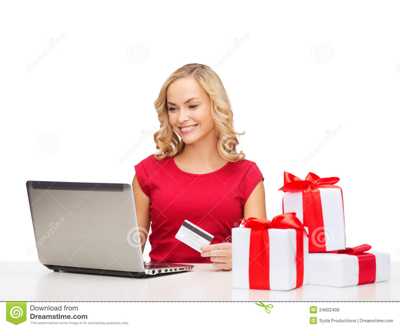 christmas gift shopping online