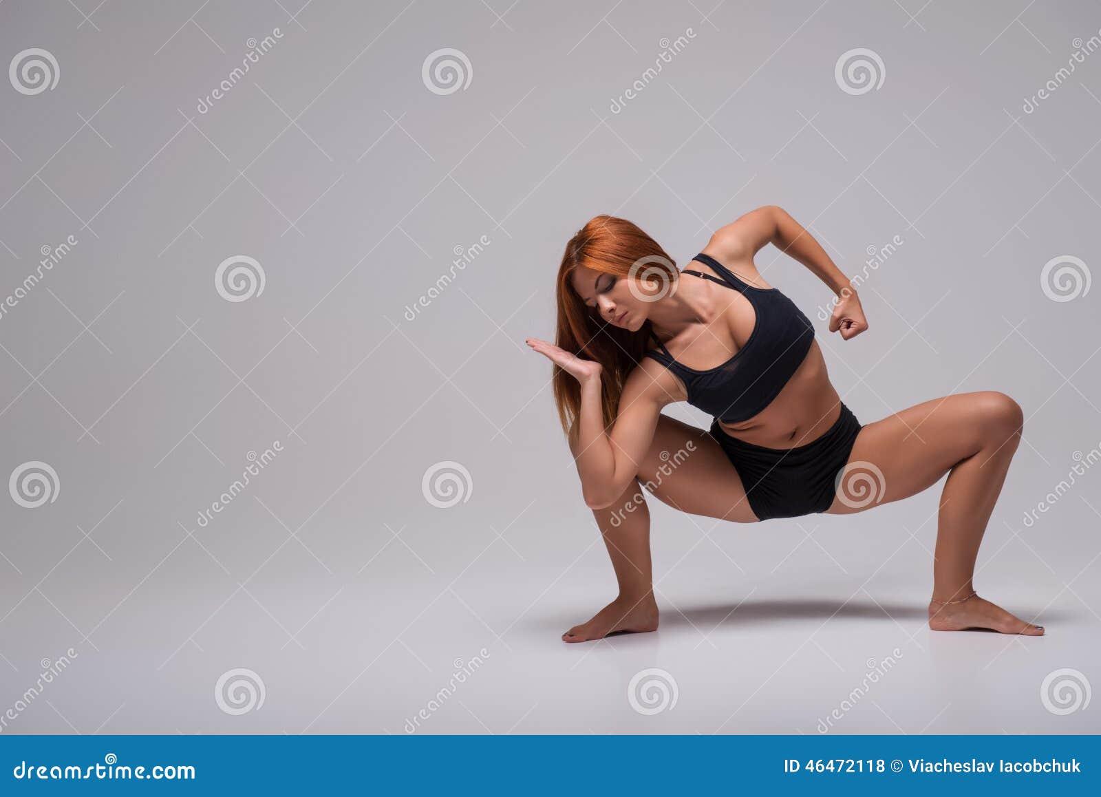 Sexy Gymnast Thumbs 53