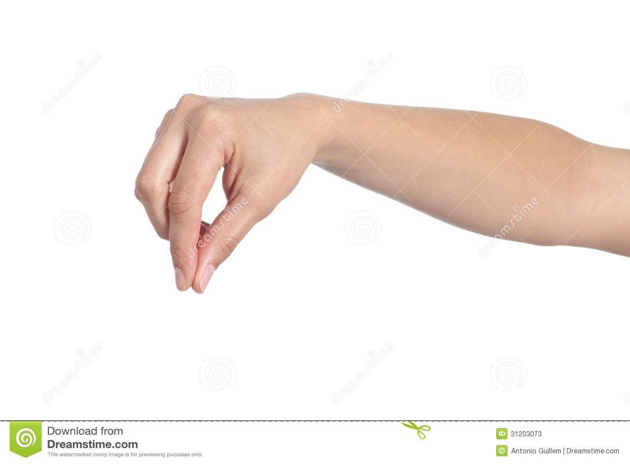 5ca83805a8965 Woman Hand Holding Something Stock Image - Image of human, down ...
