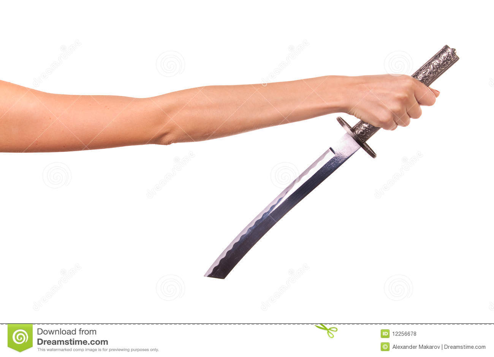 hand holding sword. royalty-free stock photo. download woman hand and sword. holding sword o