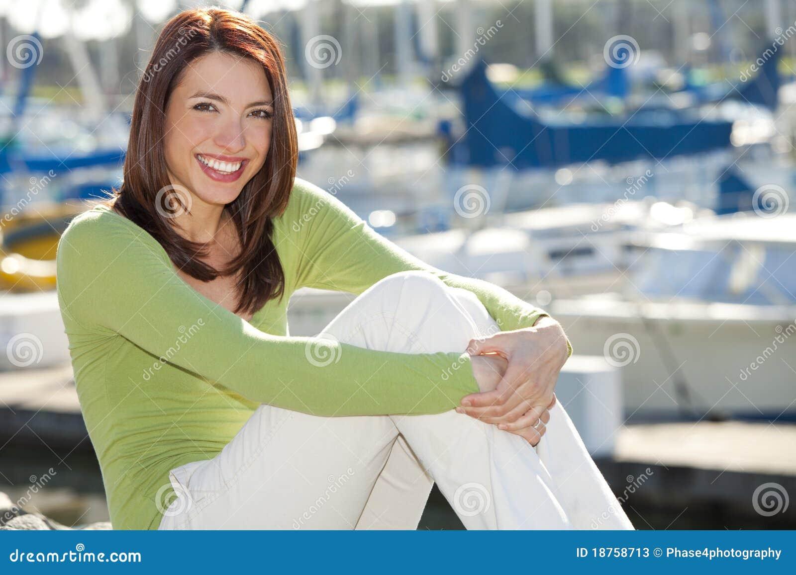 Woman harbor