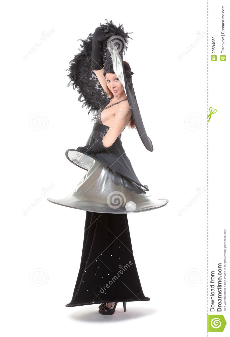 Woman in haute couture fashion royalty free stock photos for Women s haute couture clothing