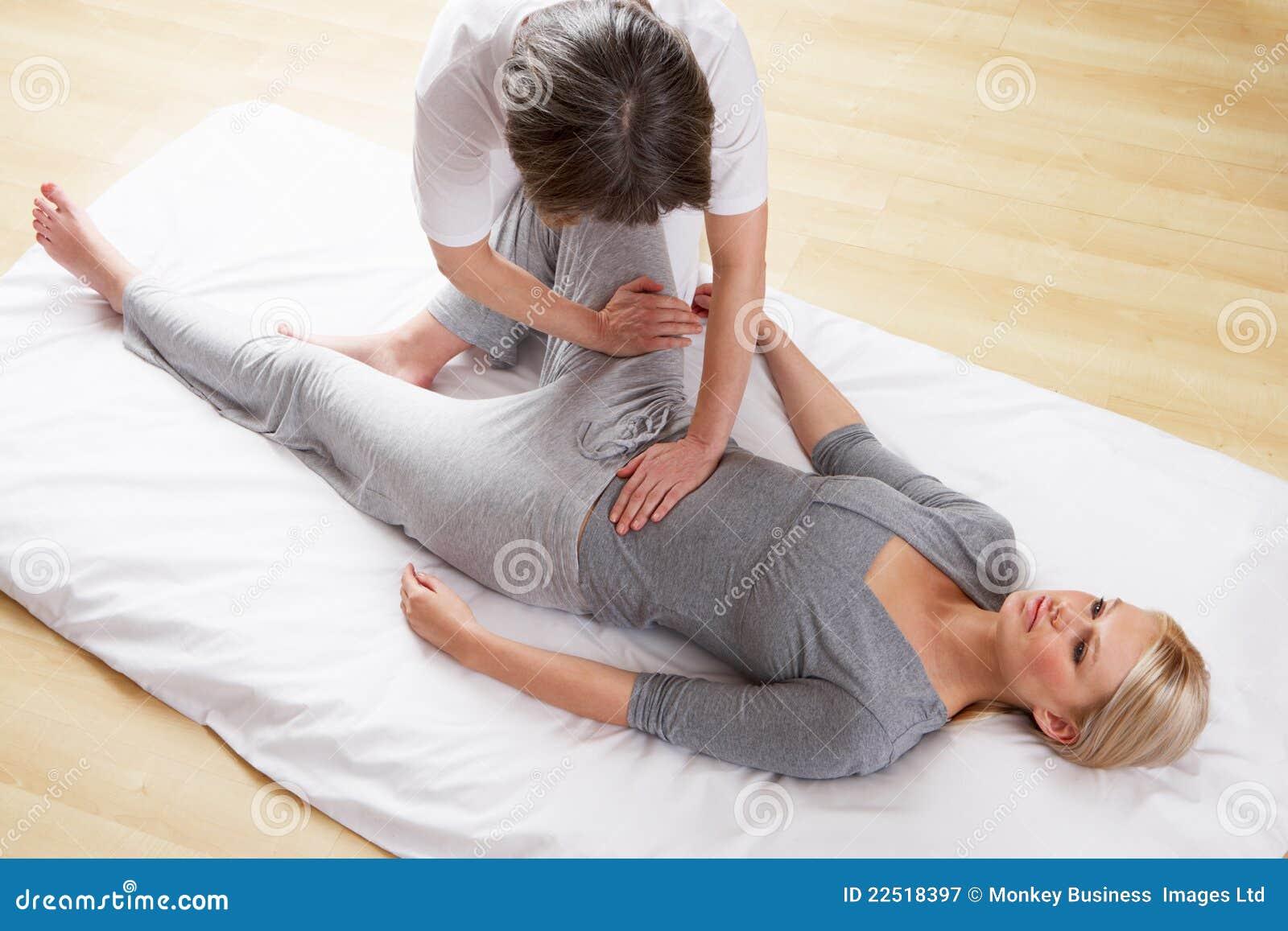 Women Having A Massage - Gonzo Porn Movies-9919