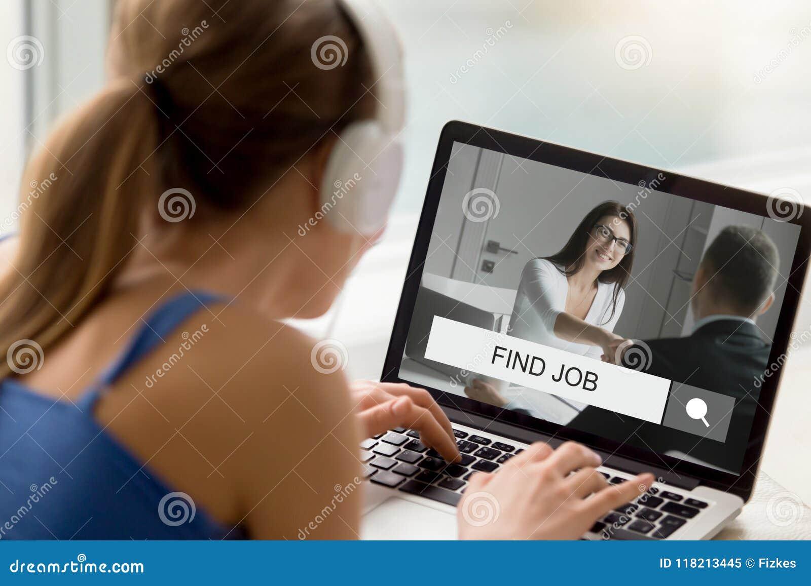 Find a lady online