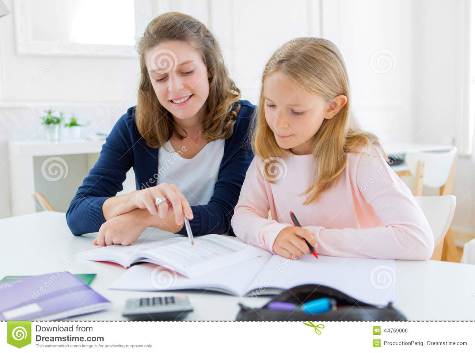 Helping homework