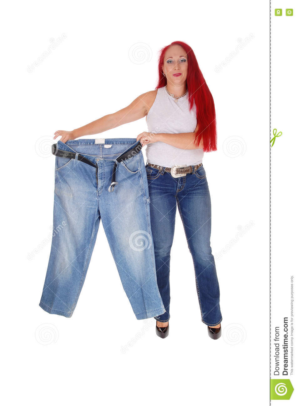 what is hair loss jeans