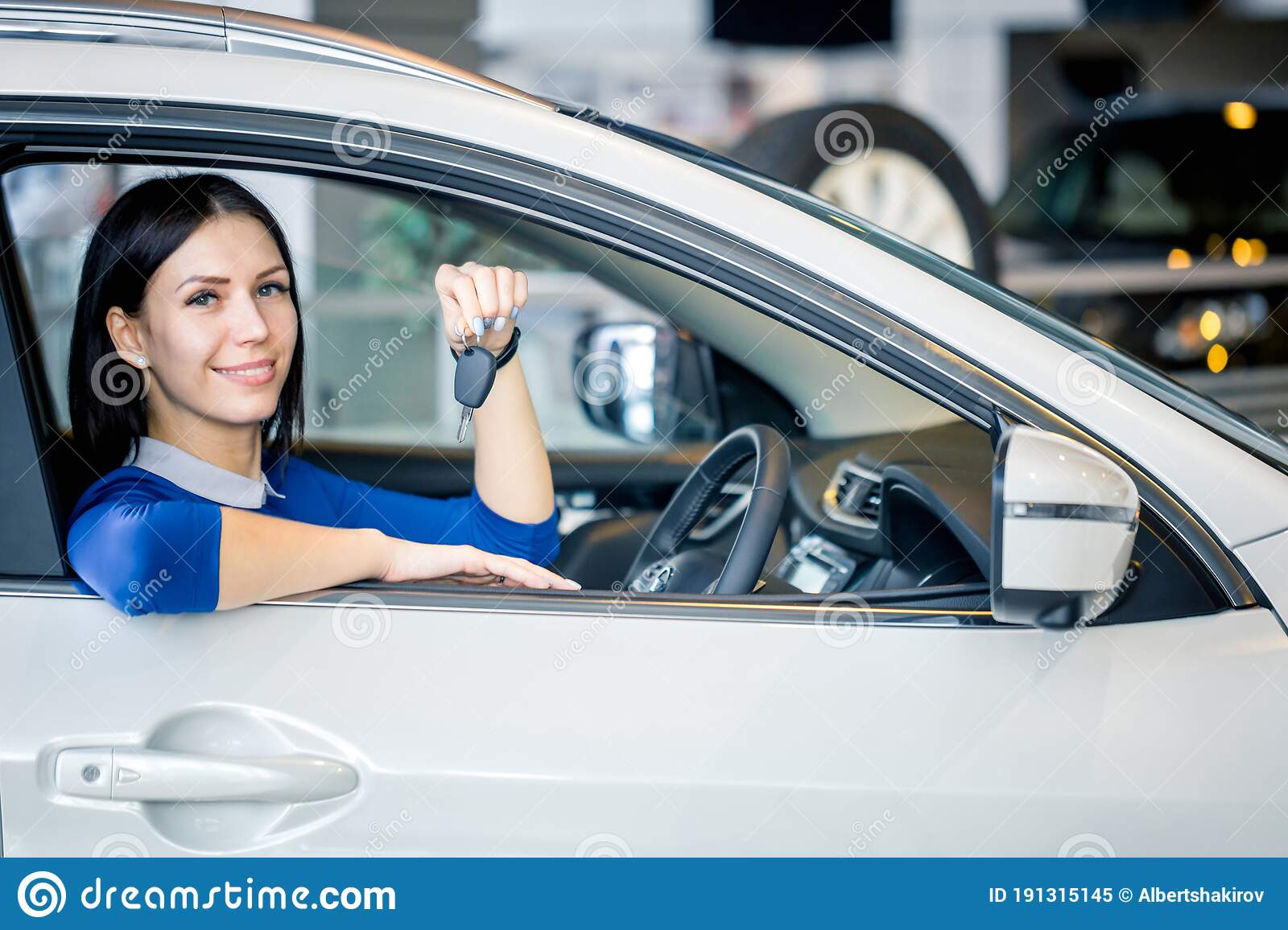 896 Woman Car Keys Showroom Photos Free Royalty Free Stock Photos From Dreamstime