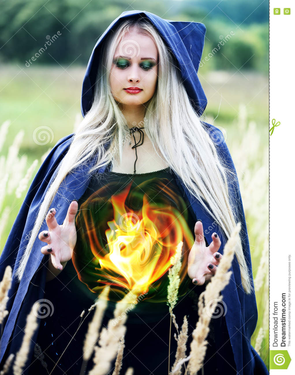 Woman holding a fireball stock photo. Image of caucasian - 75898268 for Holding Fireball  545xkb