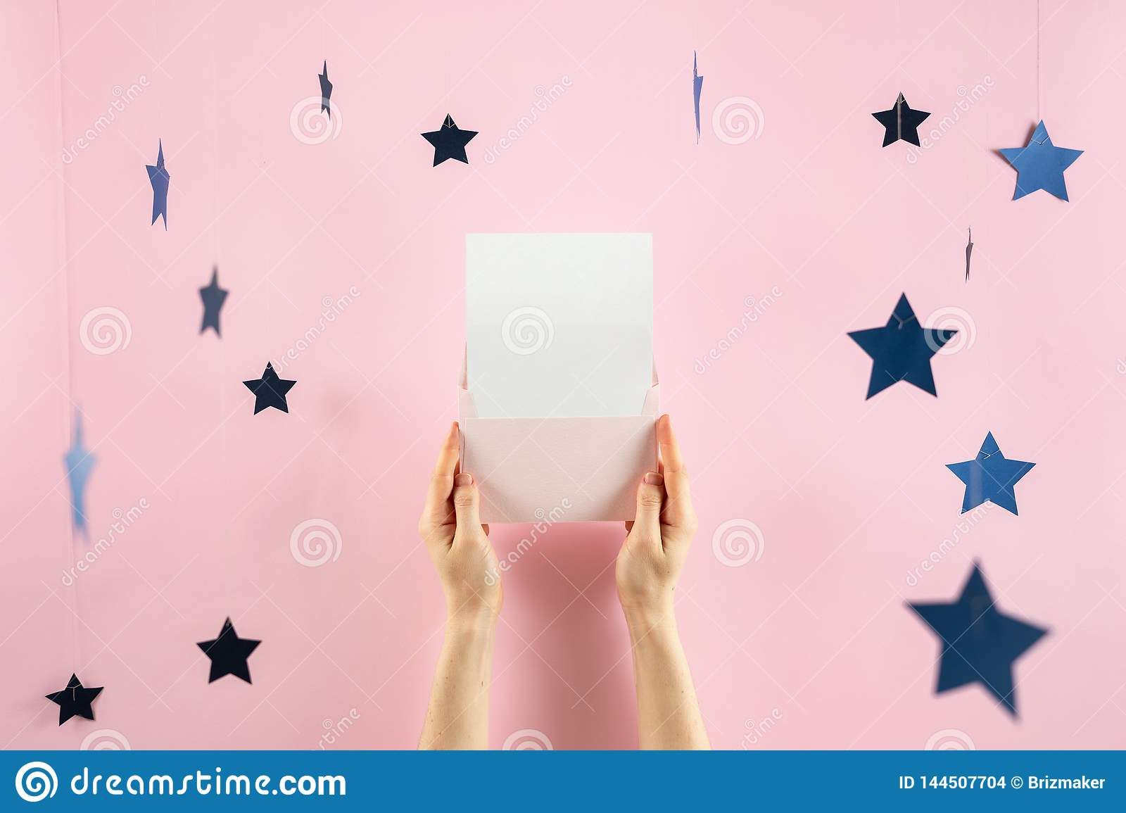 Happy Anniversary Letter For Her from thumbs.dreamstime.com