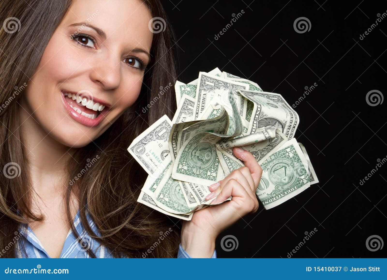 Уборщица дала за деньги 4 фотография