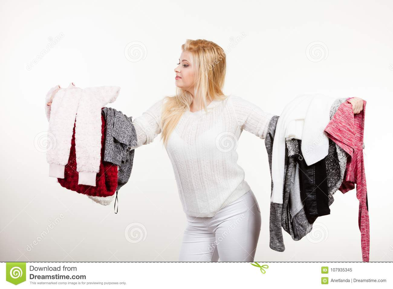 What is stock clothing