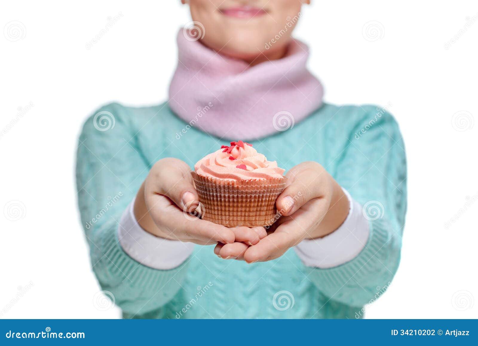 Little Cake Person