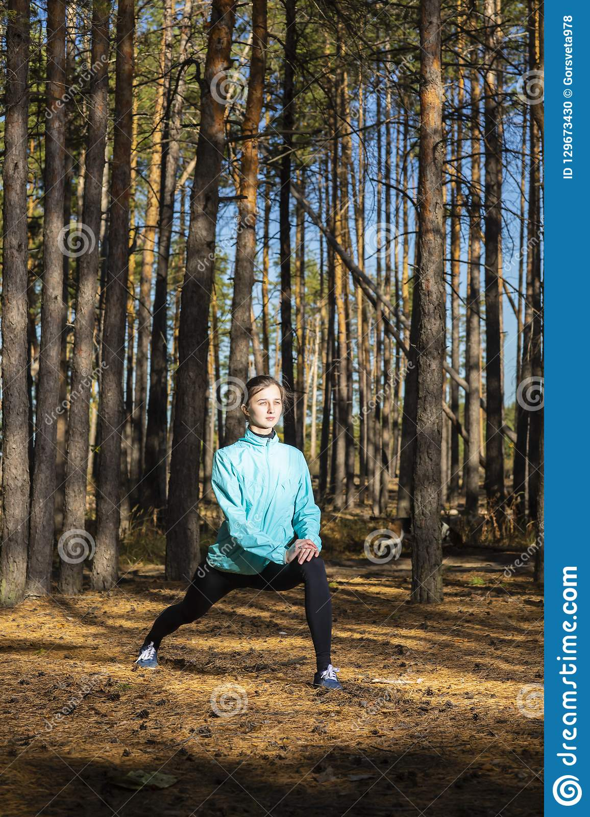 Woman, lifestyle, nature, exercise, fresh air, outdoor