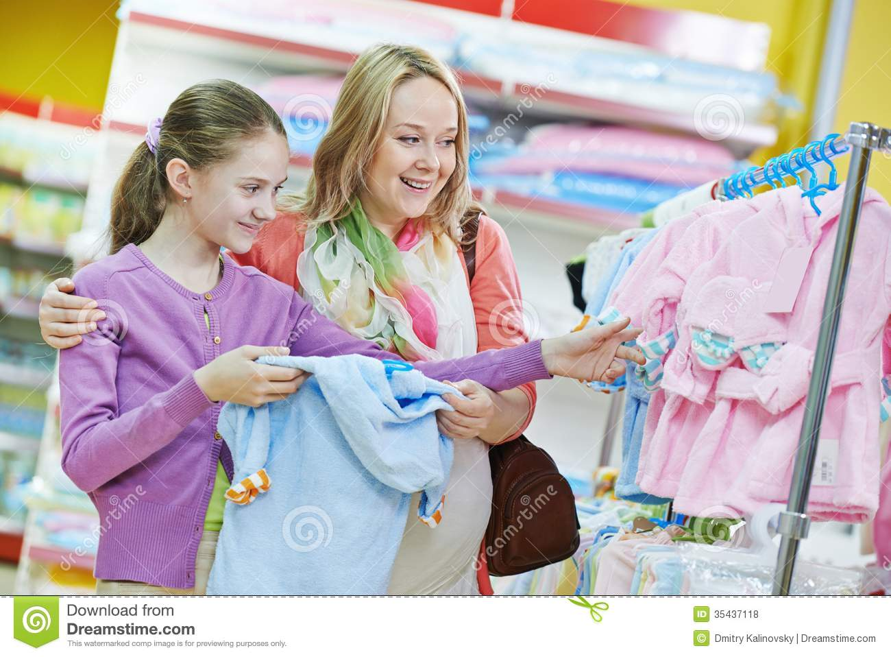 Baby Clothes Shopping