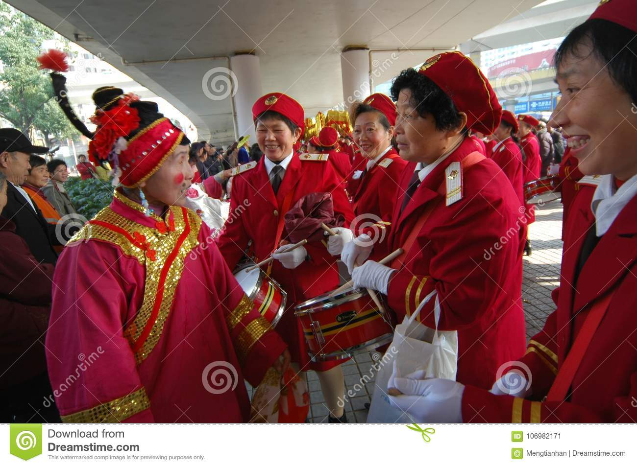 Chinese matchmaking ceremony