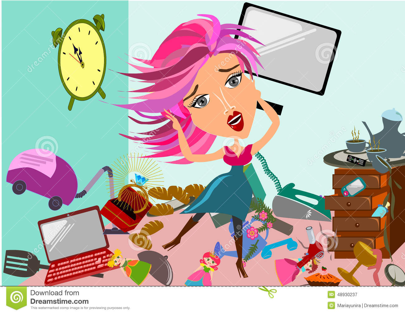 messy house clipart - photo #26