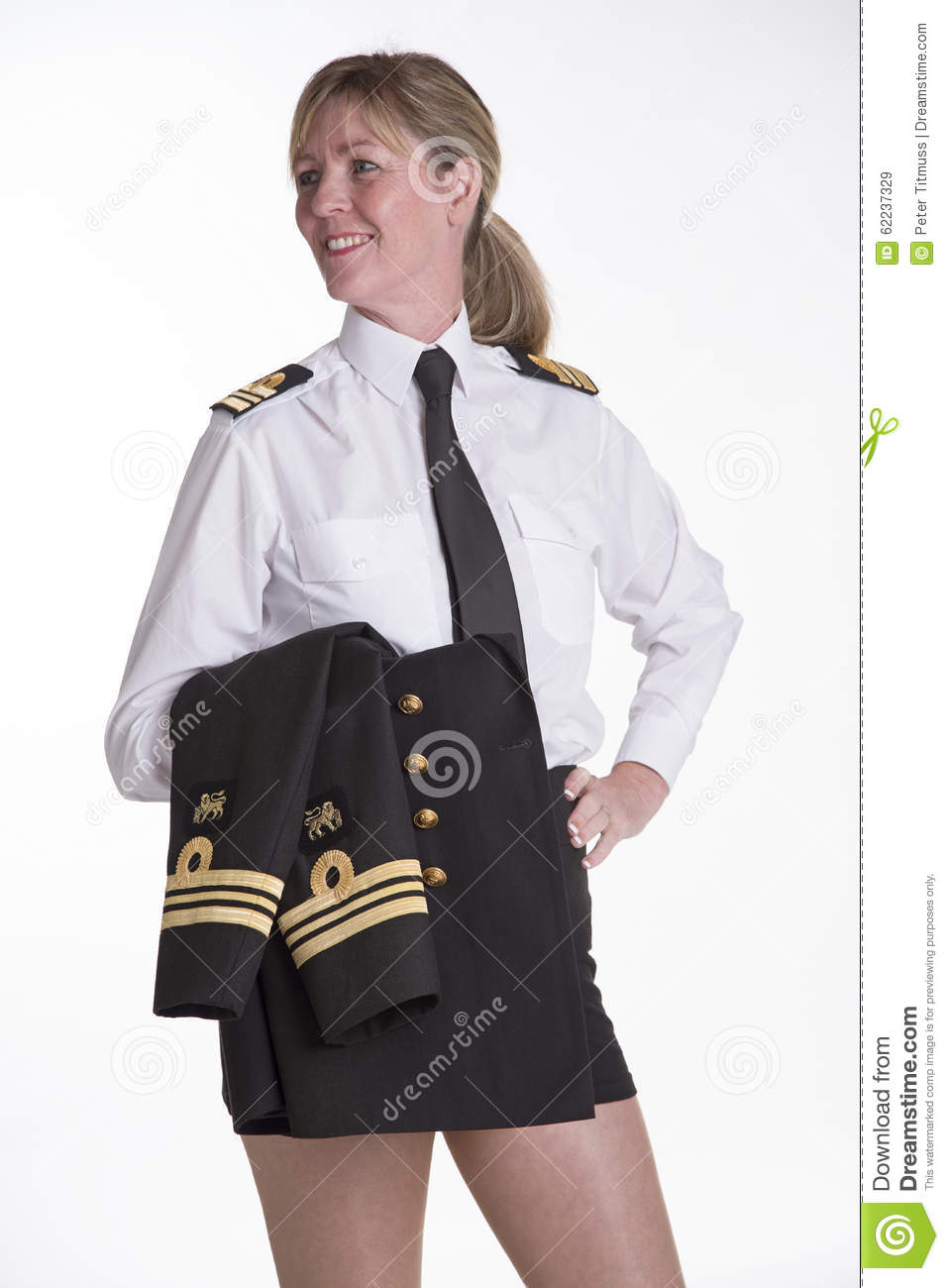 Female Naval Officer Uniform 4
