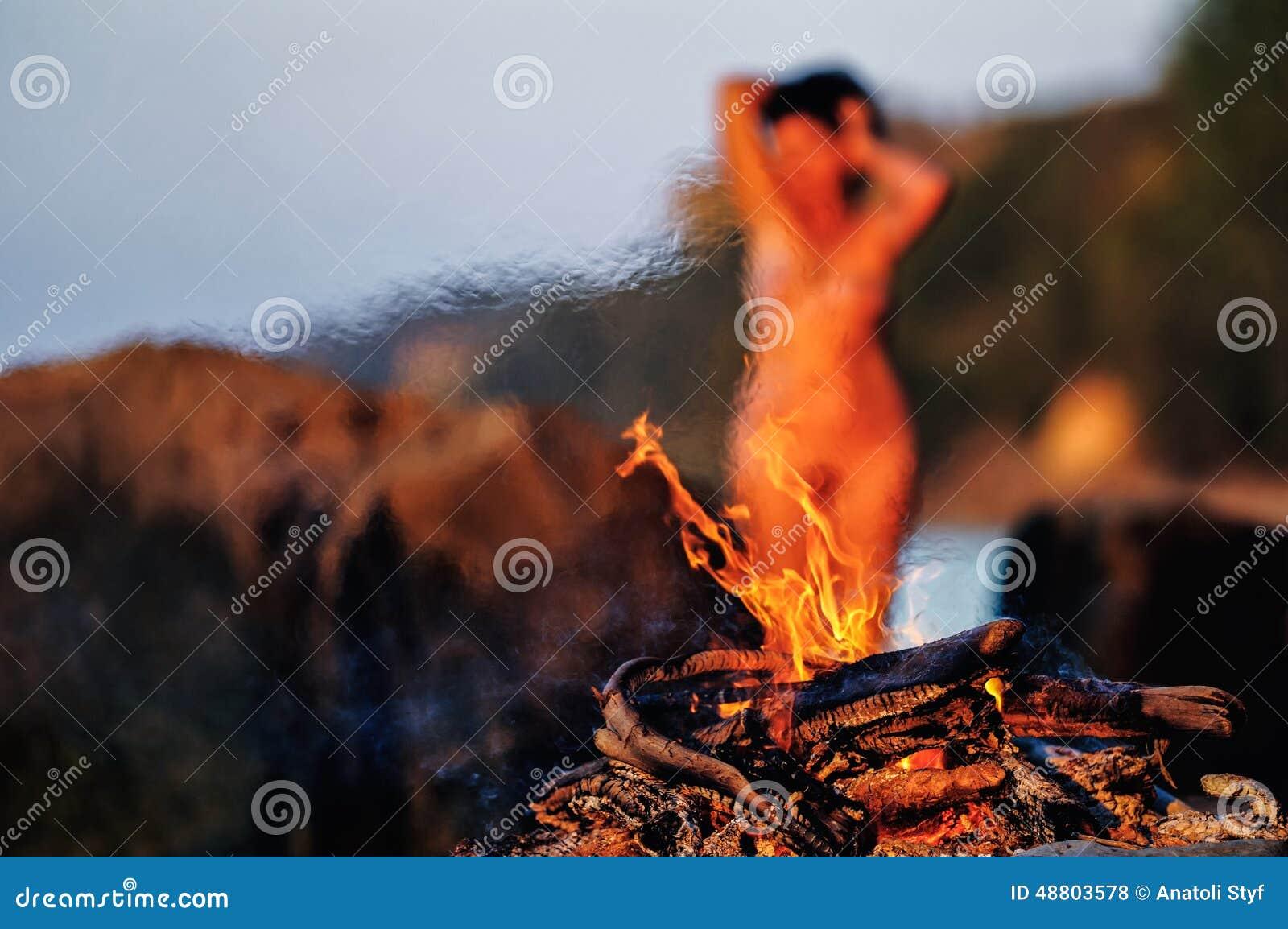 Campfire nude Nude Photos 37