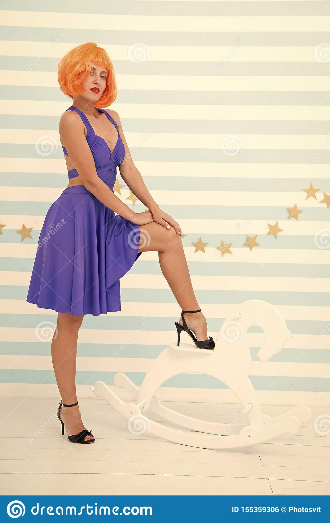 Woman with perfect legs. Beauty woman with soft and smooth skin. Skin and beauty care products. Put some excitement