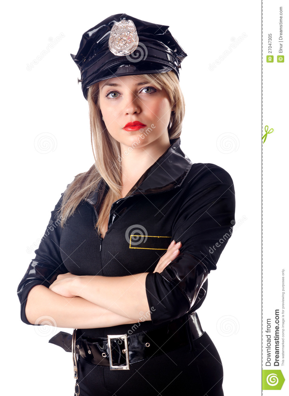 Police women fetish