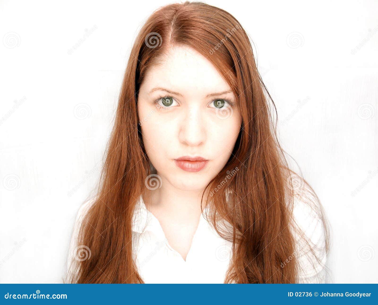 Woman Posing 2