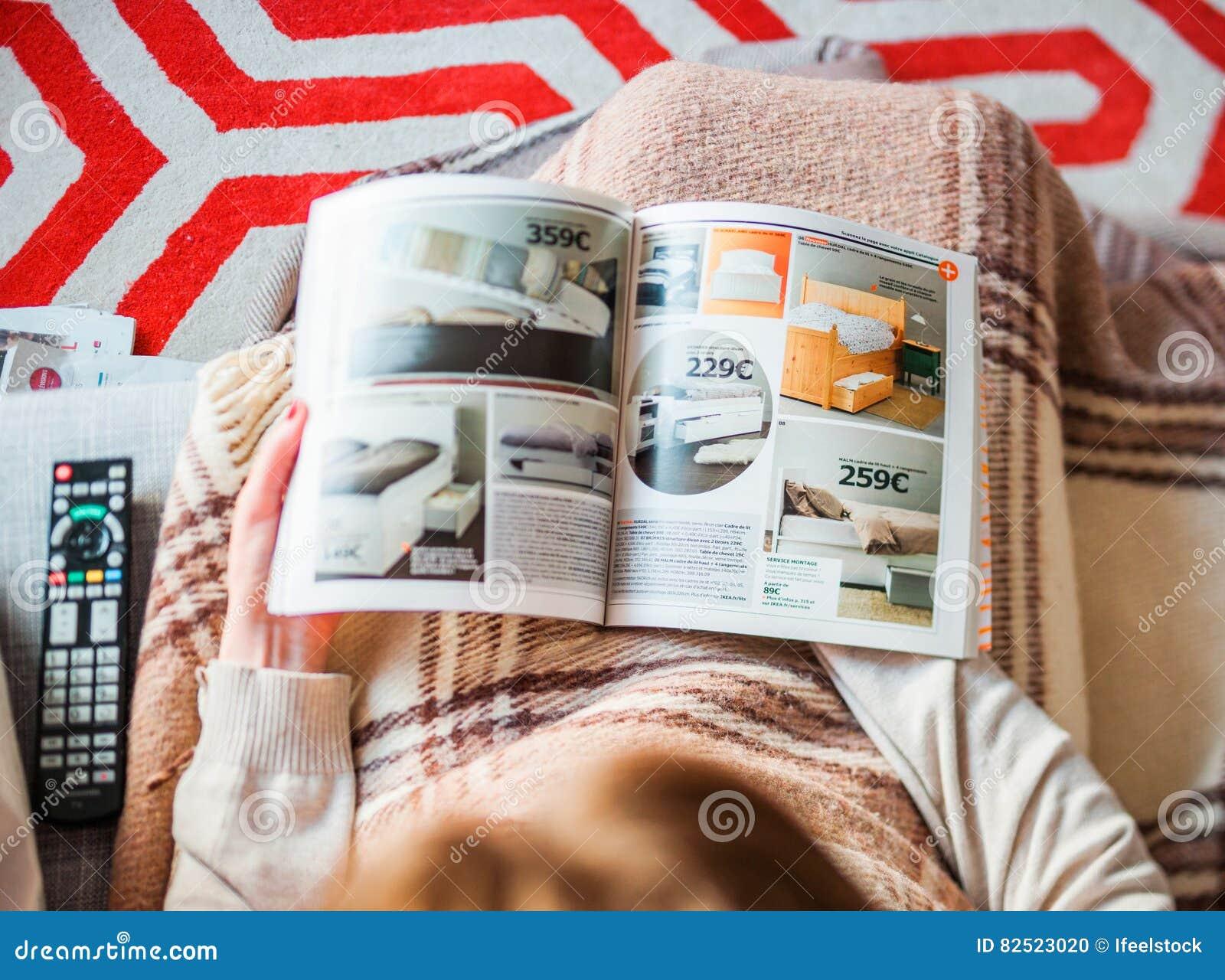 Bedroom Buying Catalog Catalogue Furnishing Furniture ...