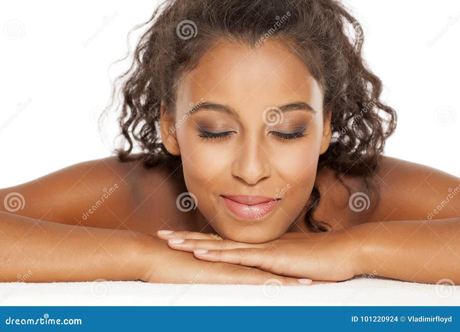 Dark skinned beauties Naked