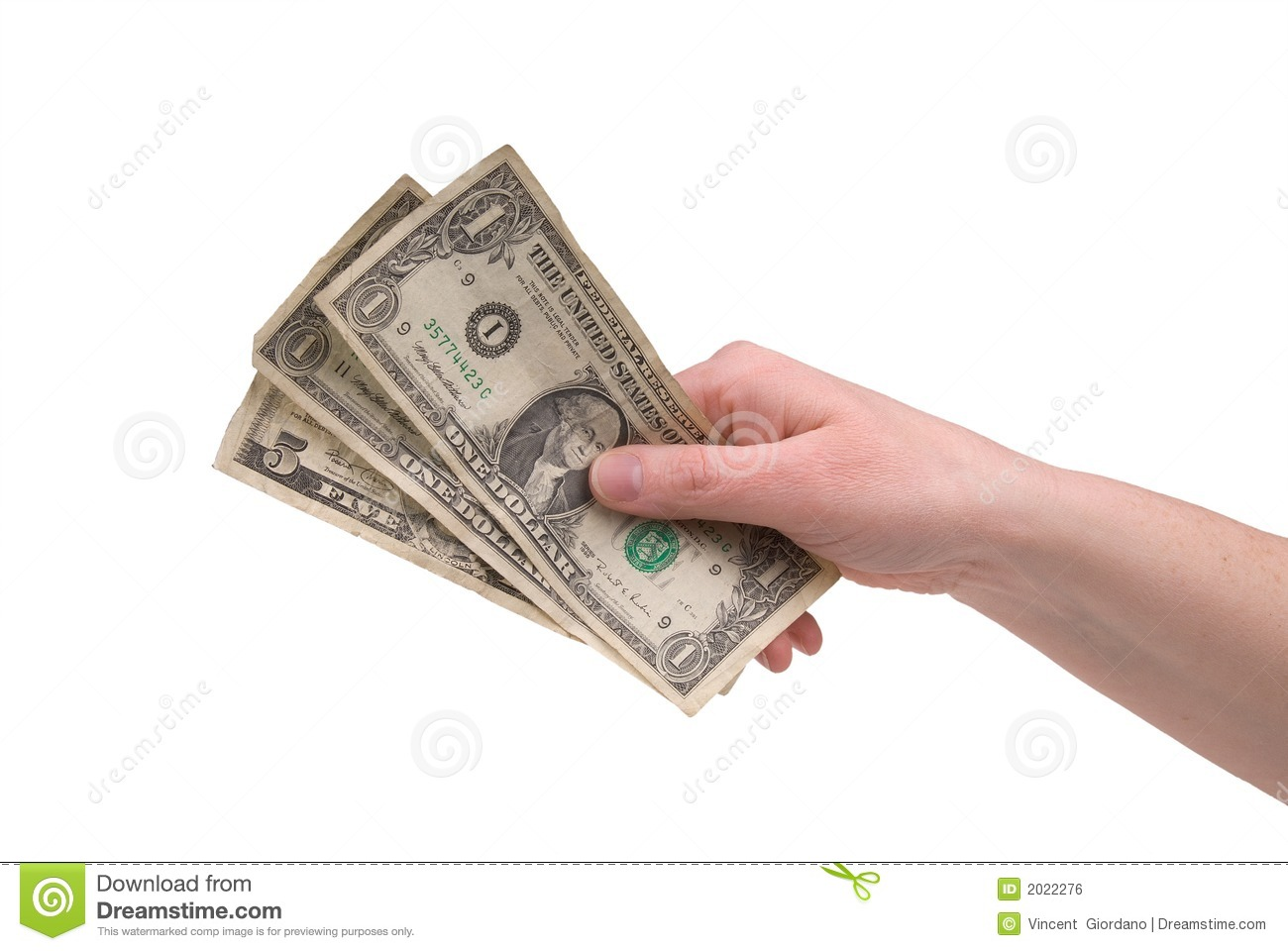 Woman's Hand Holding Money Royalty Free Stock Image ...Holding Money In Hand