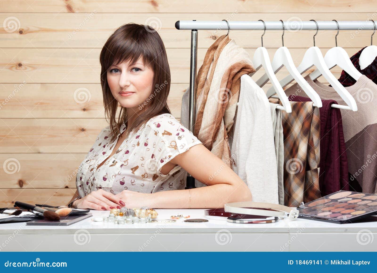Секс в магазине одежд 7 фотография