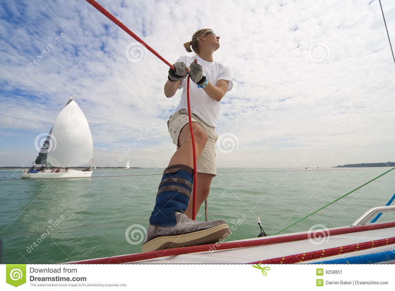Sailing women picture 54