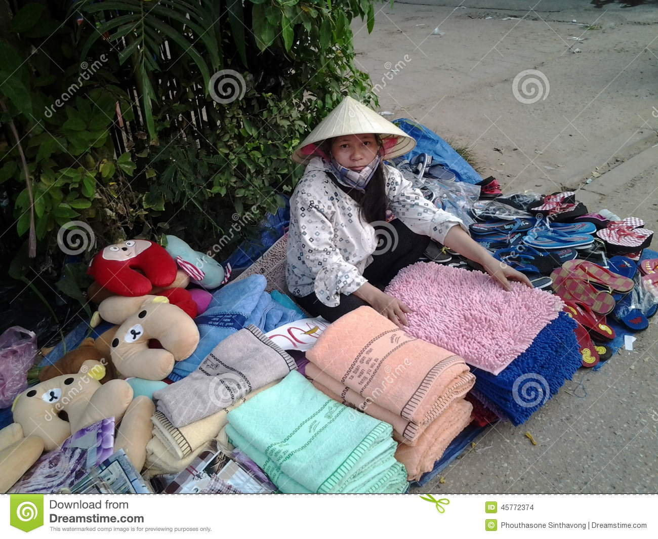 Woman sell things editorial stock image image of make for What can i make and sell