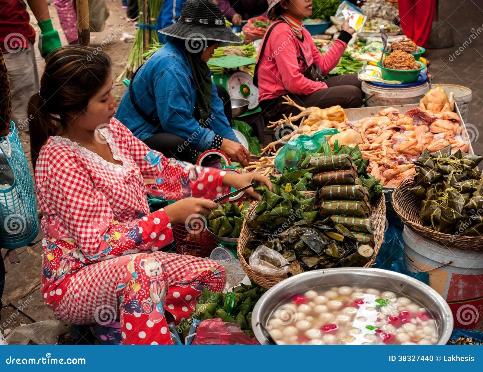 Organic Food Siem Reap