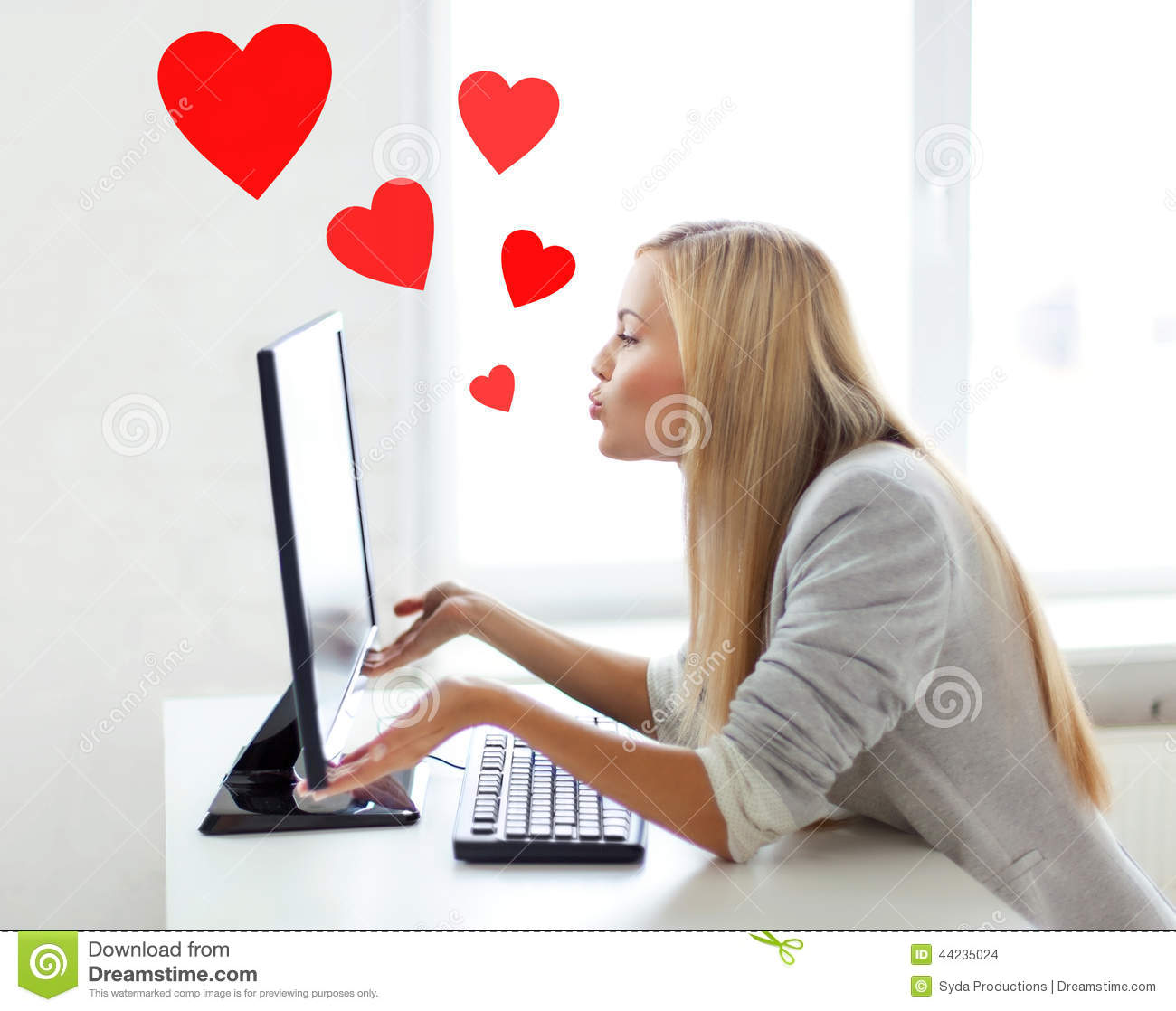 Virtual online dating in Perth