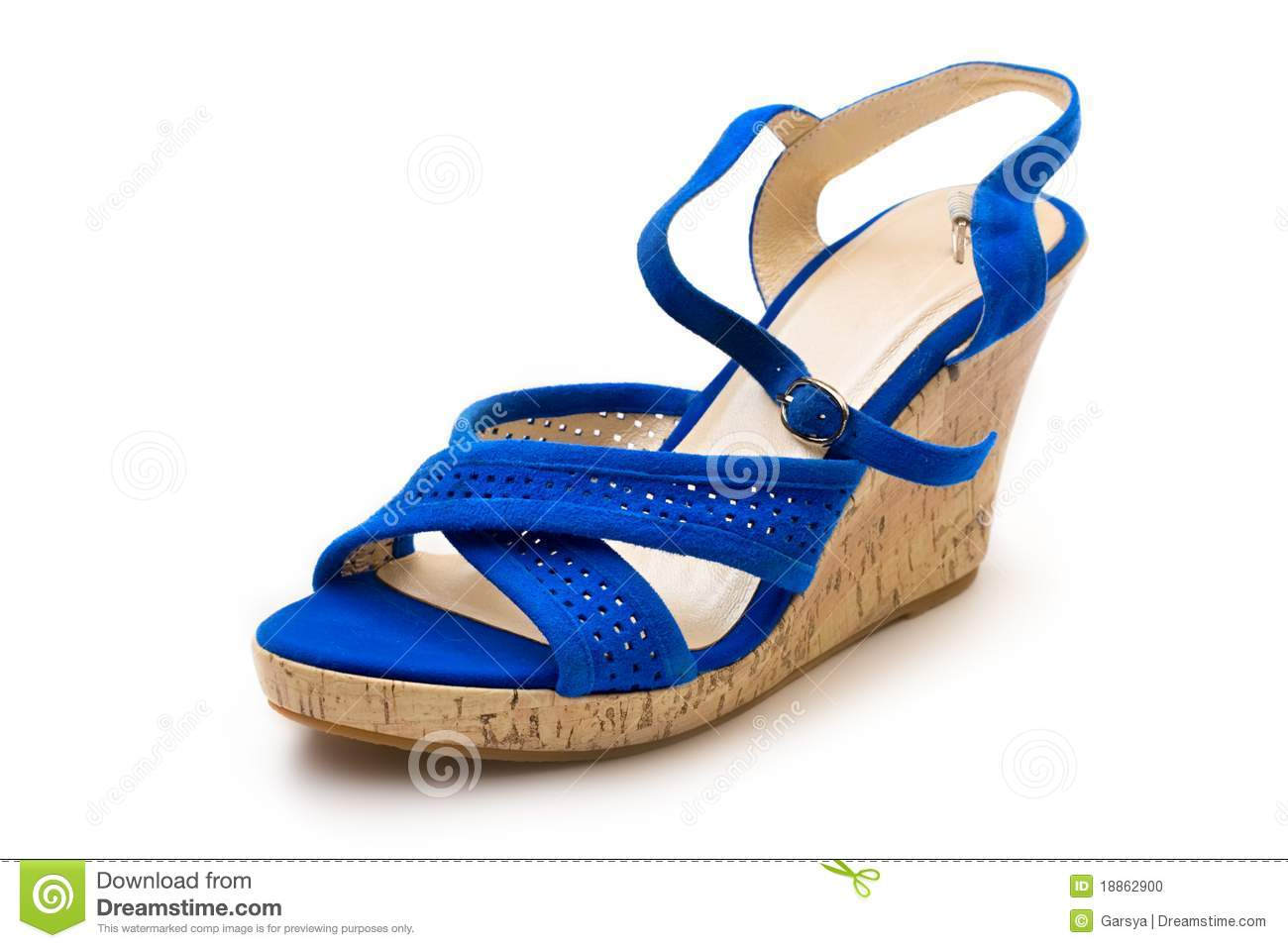 Download Woman shoe stock photo. Image of sandal, design, shadow - 18862900