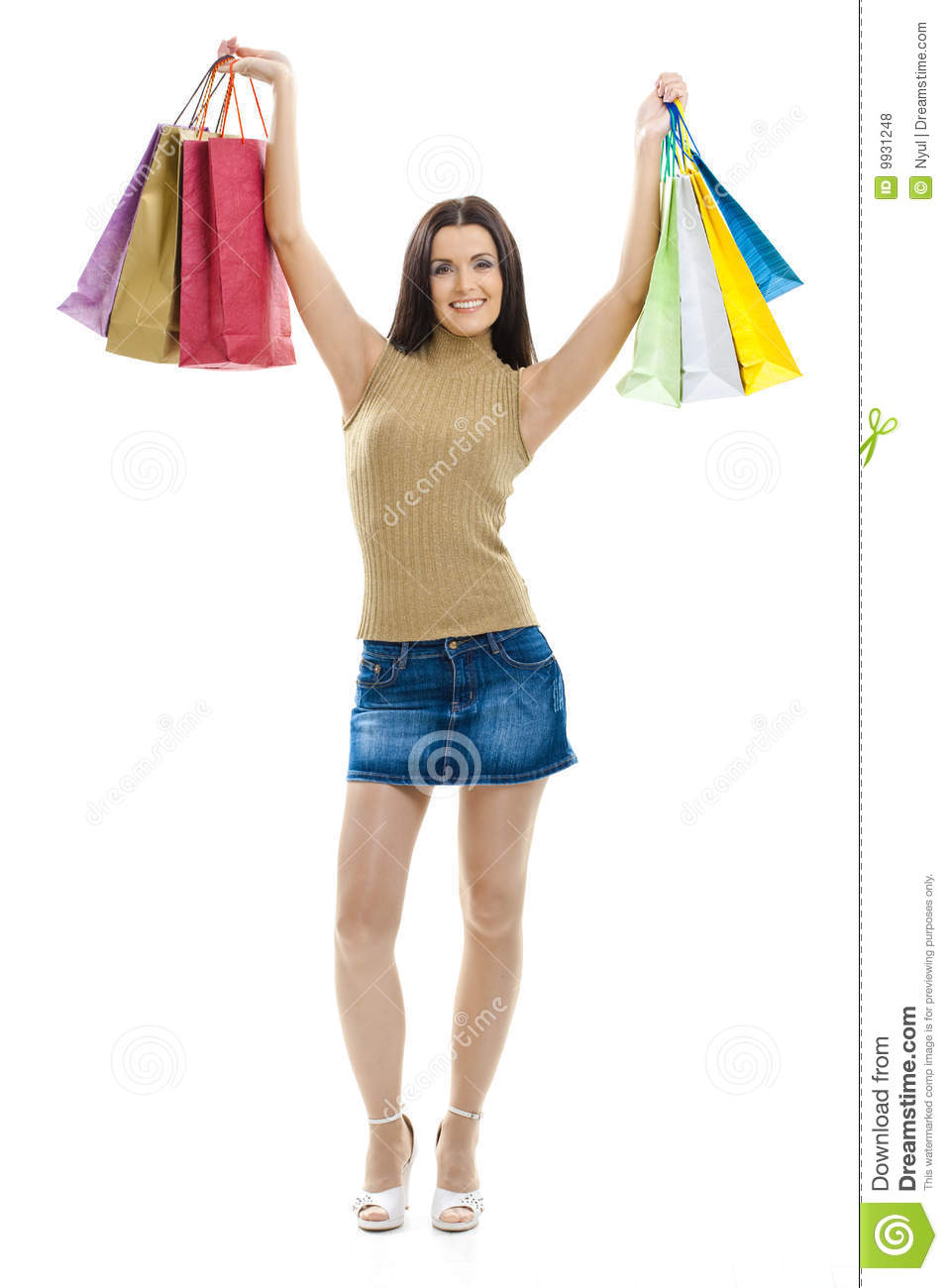 Innovative WomanWithShoppingBags1jpg