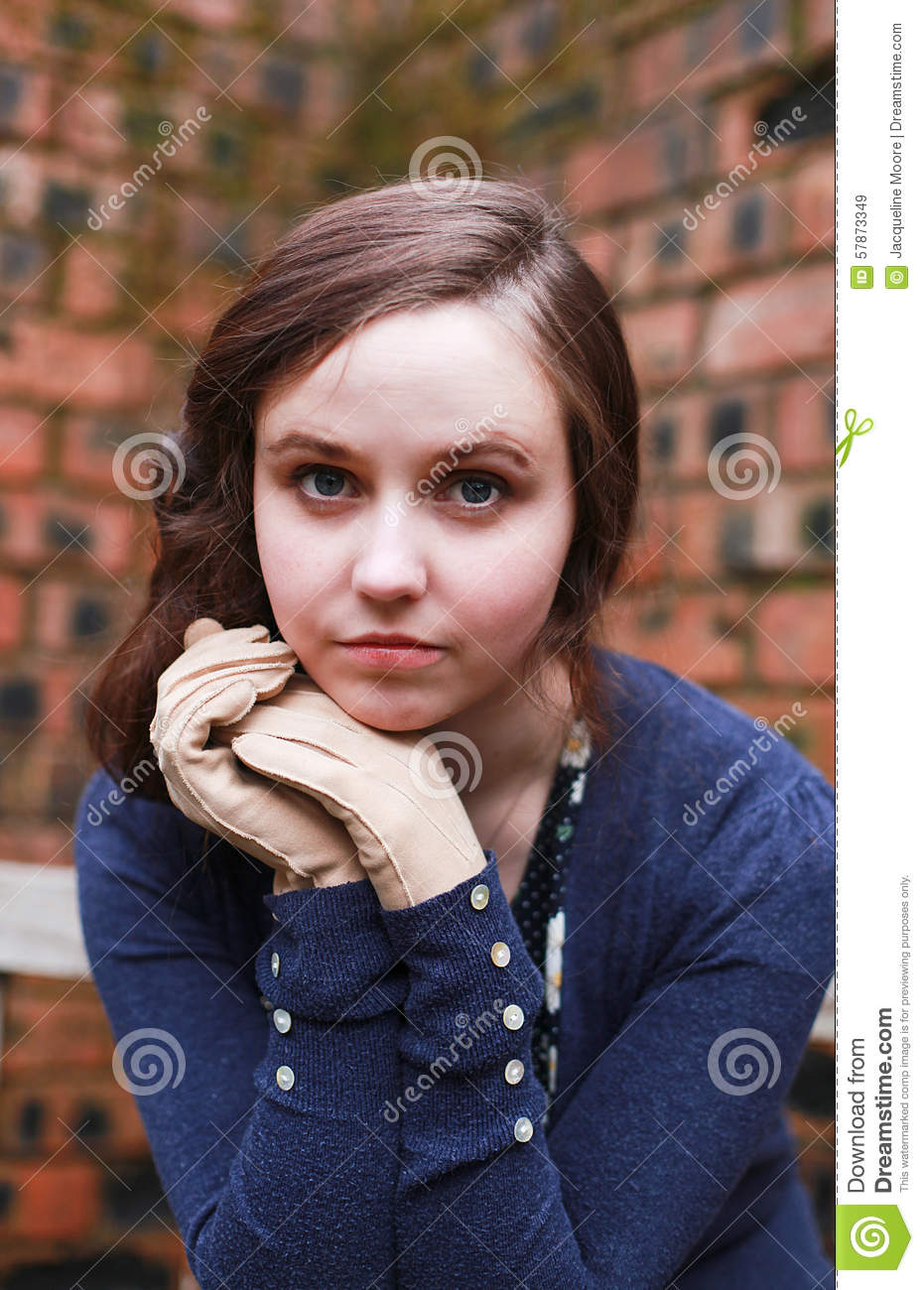 Woman Book Tattoo Lean Forward Sit Stock Photo - Image of ... |For Man Woman Leaning Forward