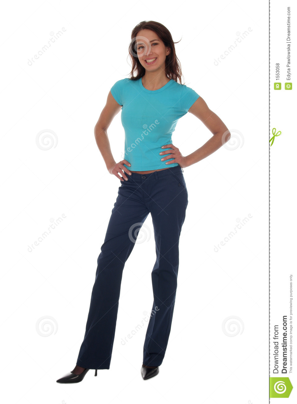 woman standing stock photo 1553058 megapixl
