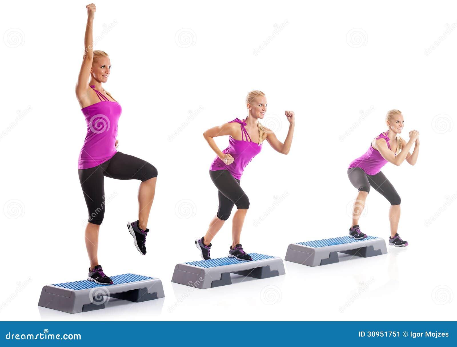 Beginner Step Aerobics Routines