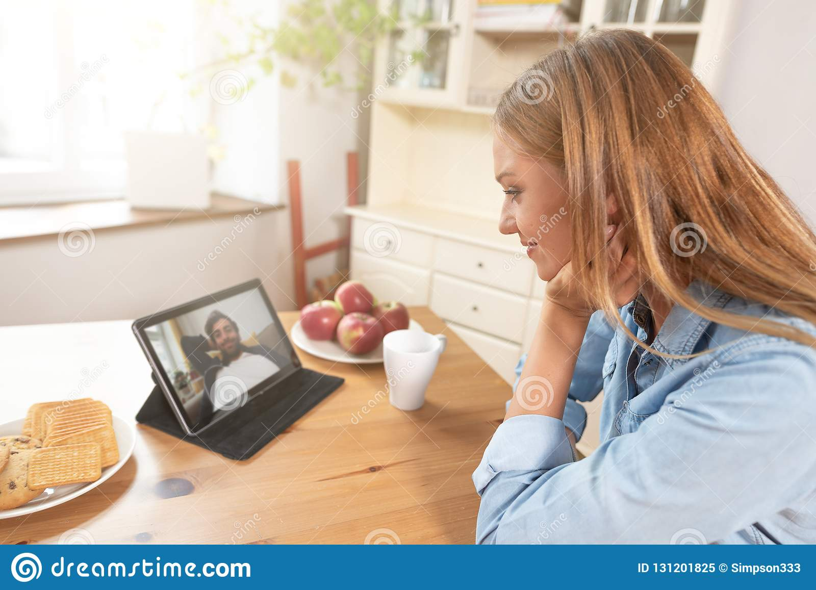 men video chat
