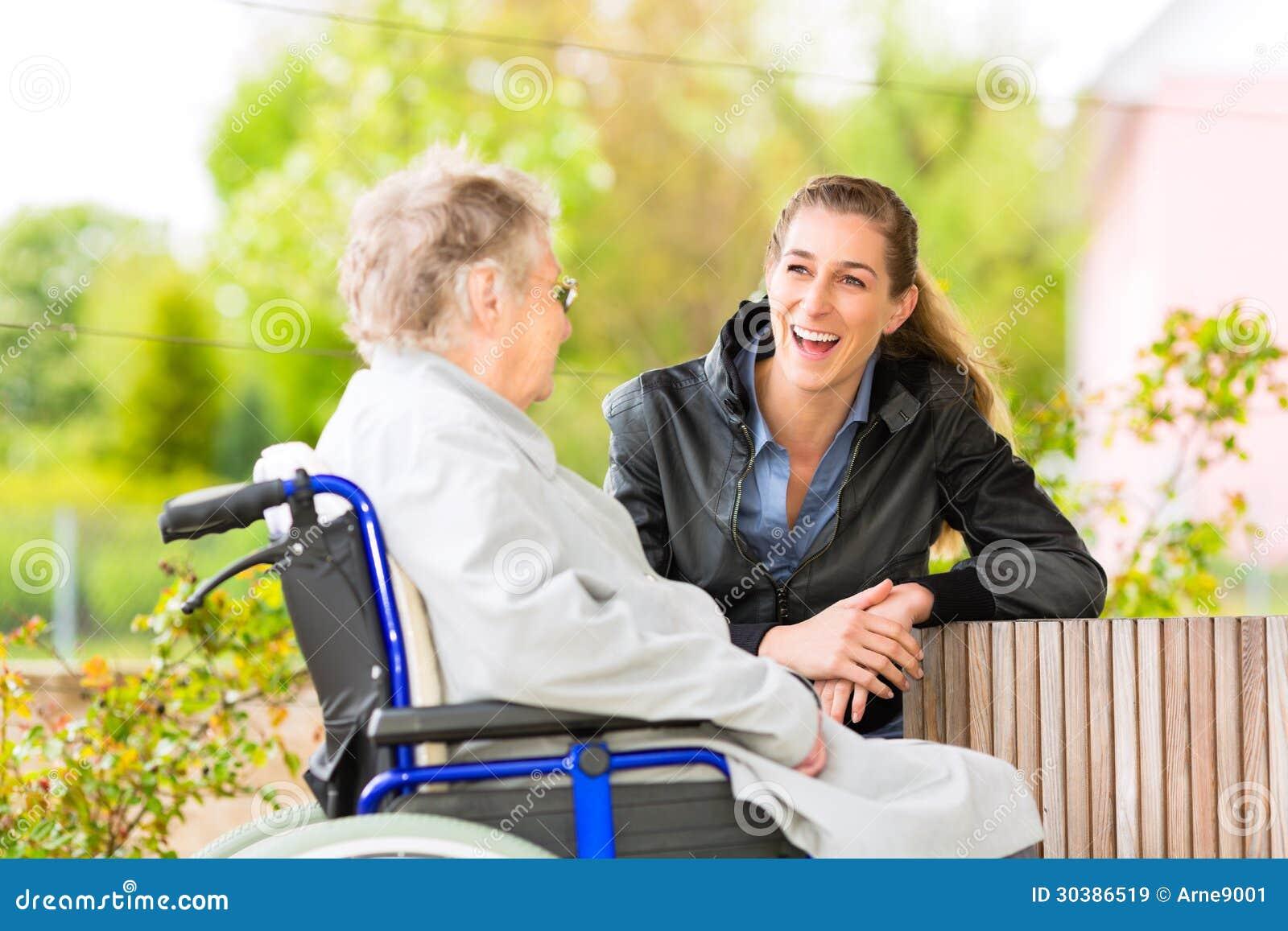 nursing home visit essay