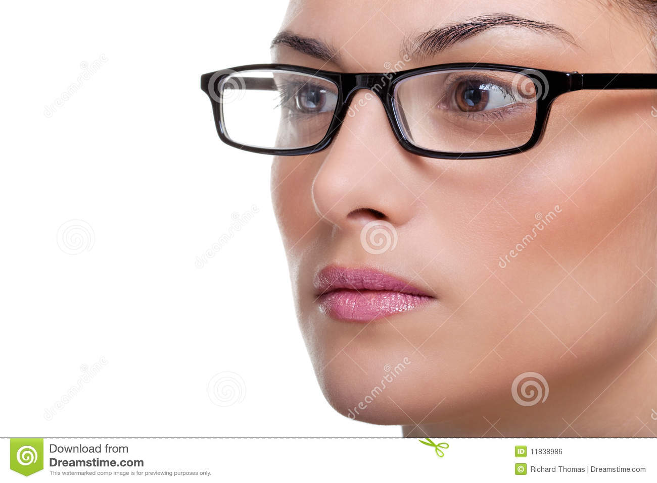 Attractive Women With Glasses