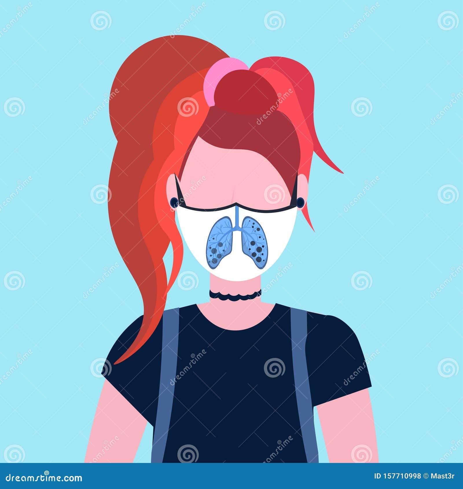 virus air mask