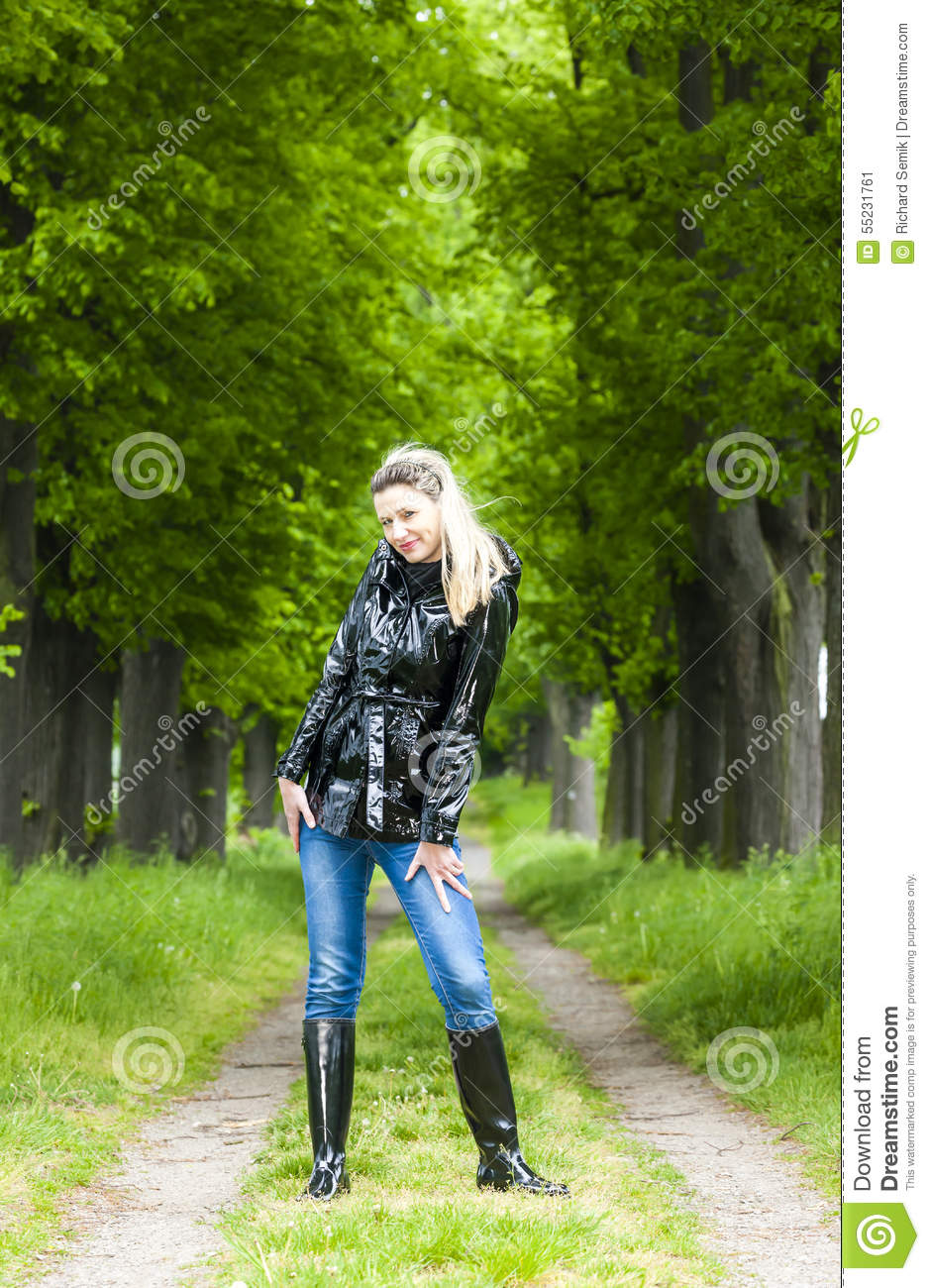 Naked women wearing boots-4167