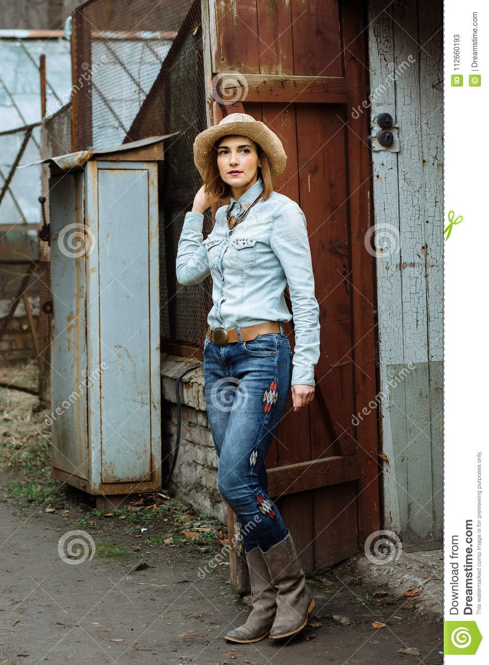 How to cowboy a wear boots new photo