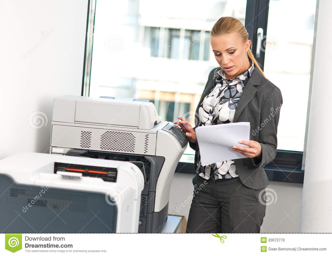 girl butt on copy machine