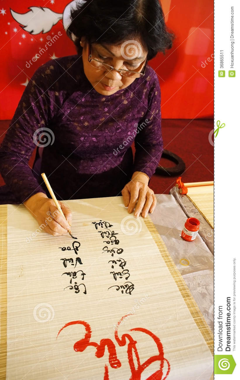 how to write the date in vietnamese