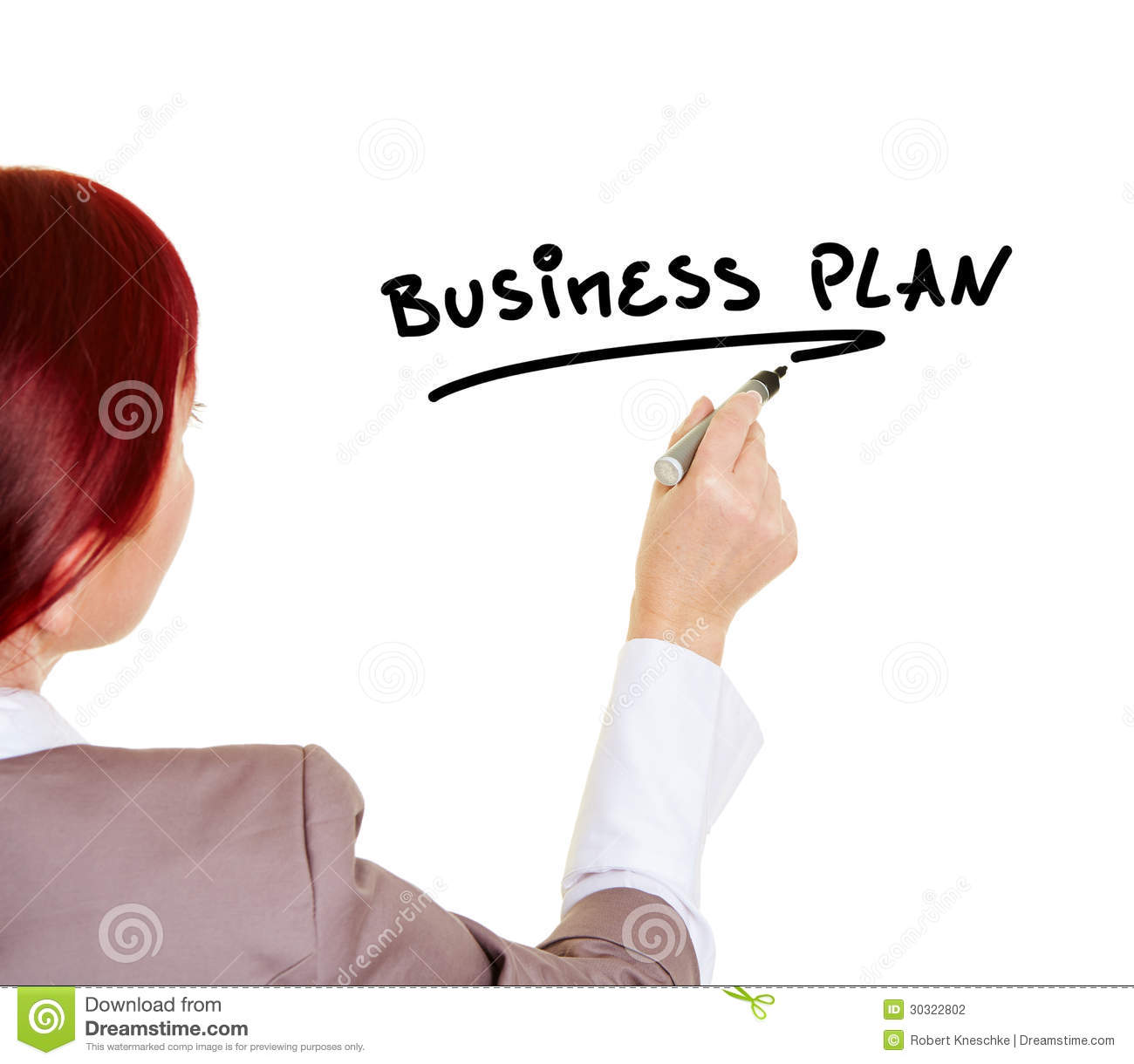 Write Your Business Plan