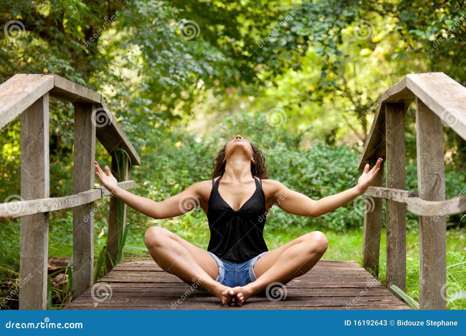 Nature Photos: Yoga Nature Photos